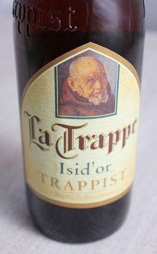 Glace à la bière trappiste 'La Trappe'- Isid'or