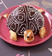Gâteau d'anniversaire 'Tortue'