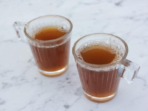 Les secrets du thé à la menthe