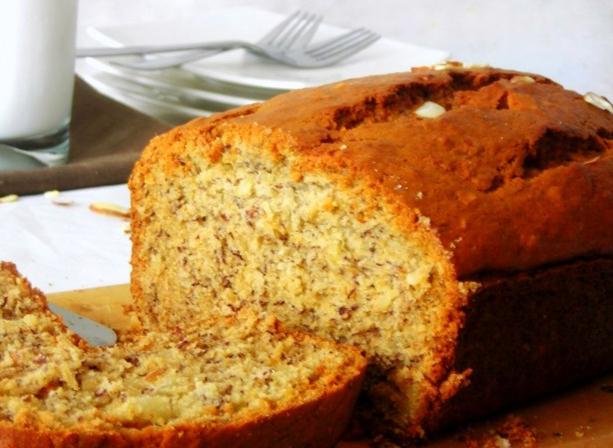 Banana Bread ou cake aux bananes tout moelleux !