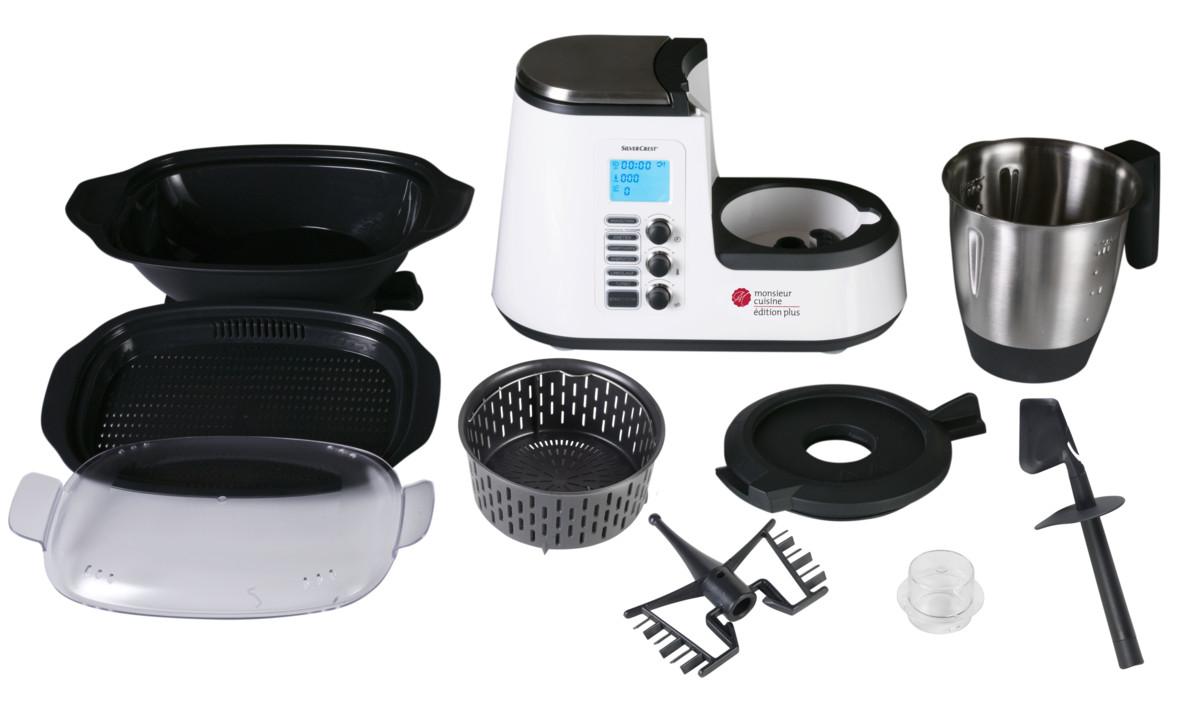 Test Du Robot Cuisine Silvercrest Monsieur Cuisine Edition Plus