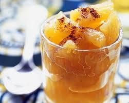 Ananas poêlé au sirop de cannelle et gingembre