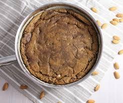 23ème Ronde Interblogs – Cookie géant chocolat-amandes
