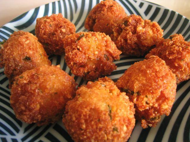 Falafels (boulettes de pois chiches)