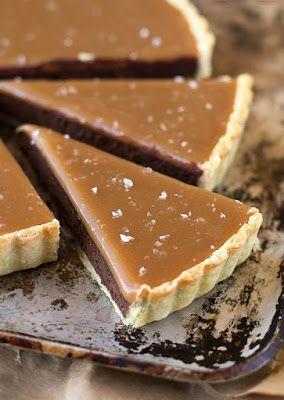Tarte chocolatée, mascarpone et fromage frais ou une vague idée de tiramisu…