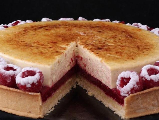Framboisier, Framboisine ou tout simplement gâteau amandes et framboises