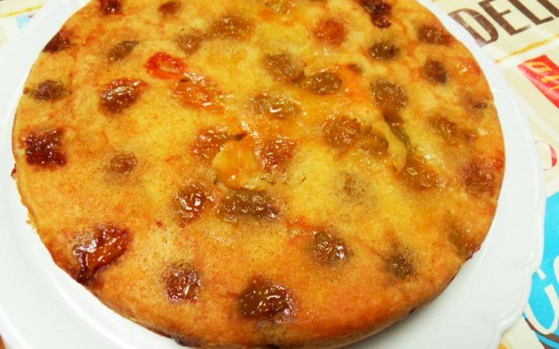 Gâteau aux reines-claude ou aux prunes