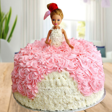 Cake «Barbie»