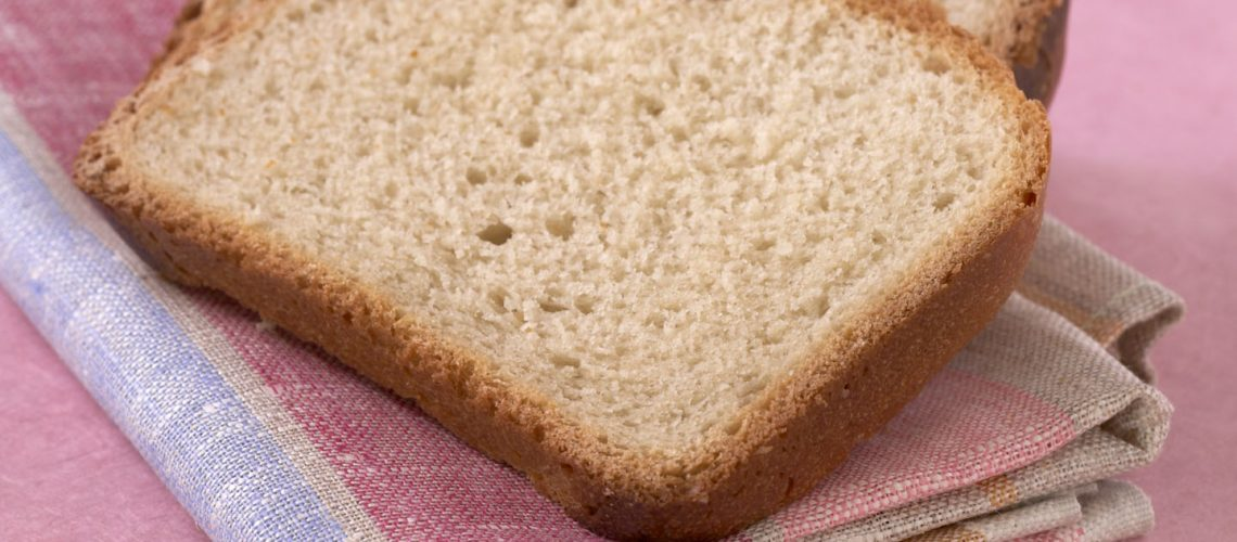 Pain au lait de coco pour machine à pain