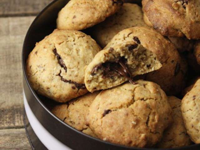 Cookies: mix prêt à l'emploi en cas de grosse envie…