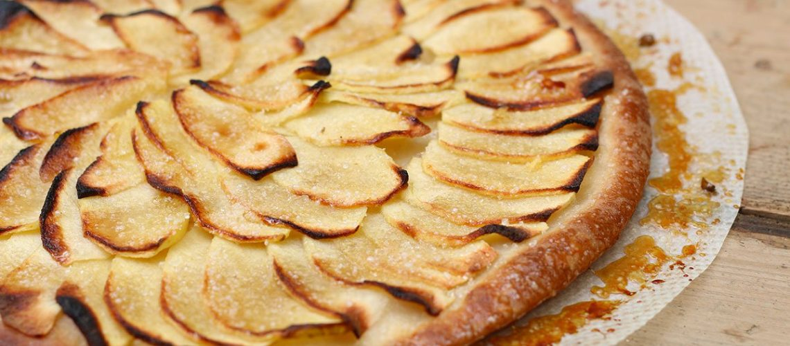 Ma tarte aux pommes inratable