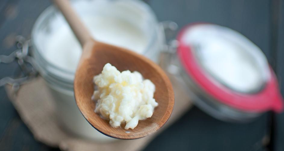 Recette du kéfir de lait, un yaourt maison délicieux et bon pour la santé